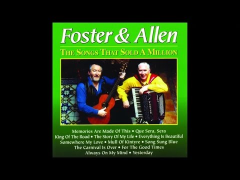 Foster And Allen - The Songs That Sold A Million CD
