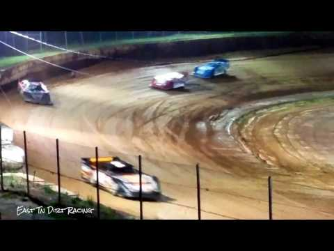 Late Model Feature @ Wartburg Speedway (6-17-17)