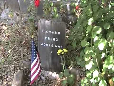 Memorial Day 2012, Nordoff Cemetary, Ojai California