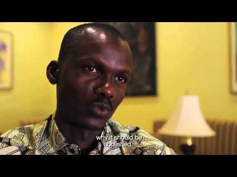 Burkina Faso - Death Penalty in Africa - Aly Sanou