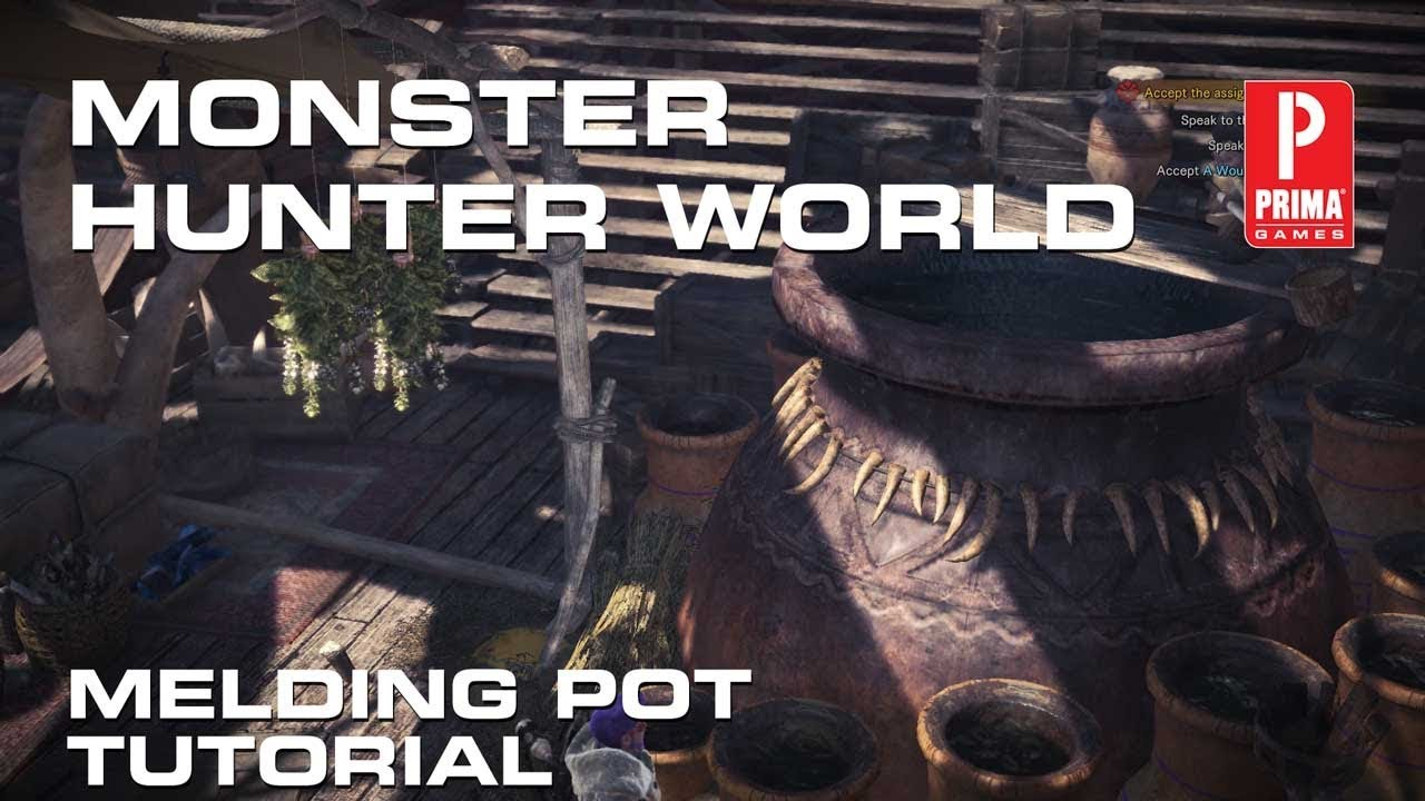 How to Unlock and Use Augmentations in Monster Hunter: World   Tips
