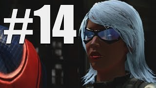 The Amazing Spider Man 2 - Walkthrough Part 14 - Black Cat Date