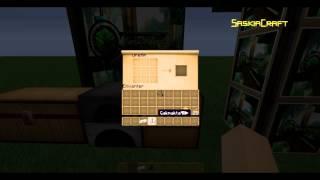 Minecraft - Konu 35 Çakmak Taşı Ve Çelik Nasıl Yapılır ? HD
