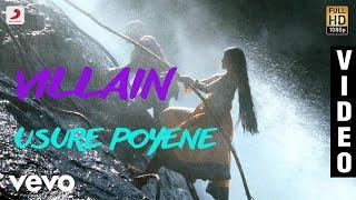 Villain - Usure Poyene Telugu Video | Vikram | A.R. Rahman