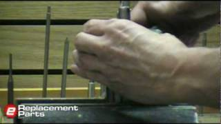 How to Remove a DeWALT Miter Saw Armature Bearing