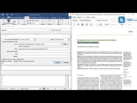 Citas y referencias (Formato APA) parte uno de YouTube · Duración:  2 minutos 42 segundos