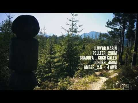 Mountain biking Wales, Marin (Llanrwst)