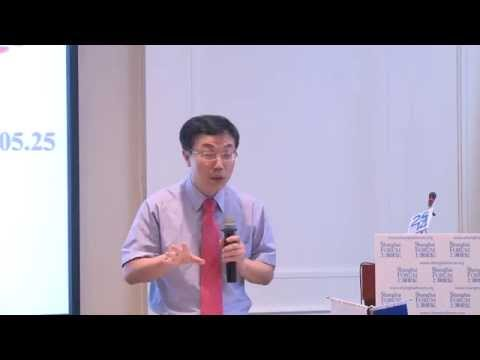 "[2014 Shanghai Forum] Yongrok Choi ""Sustainable Development and Green IT Policies"""