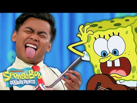 Remember These SpongeBob Song Lyrics? | SpongeBob SmartyPants Ep. 4