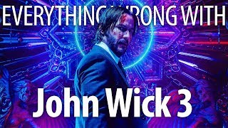Download Everything Wrong With John Wick 3: Parabellum Mp3 and Videos