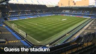 Guess the stadium   Test your football knowledge