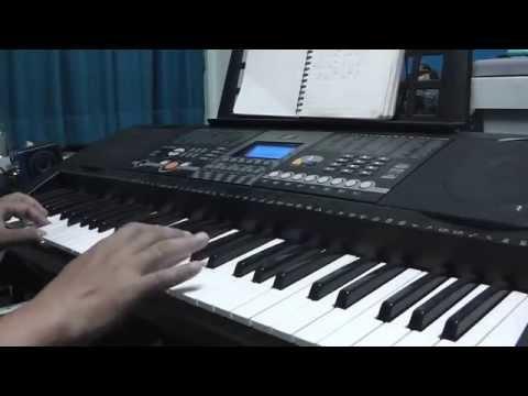 หยาดเพชร (คีย์บอร์ด Meike MK-906 เสียง Rock Organ)