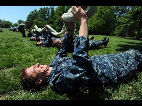 U.S. Naval Academy Summer Training - Professional Training For Midshipmen