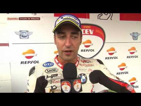 Interview Iván Silva Race 1 Superbike European Championship