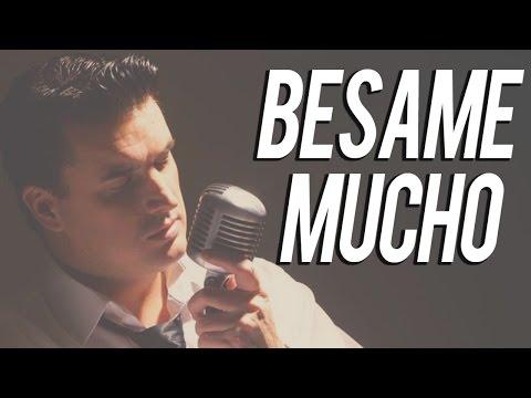 Besame Mucho, Not Elvis but Dominic Halpin