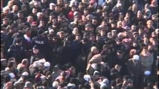 ŞEYH MUHYEDDİN ORAN KSA (ERUH-SİİRT) Cenaze Töreni