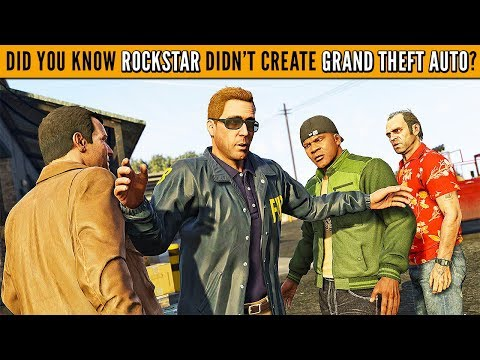 Top 10 Facts - Rockstar Games