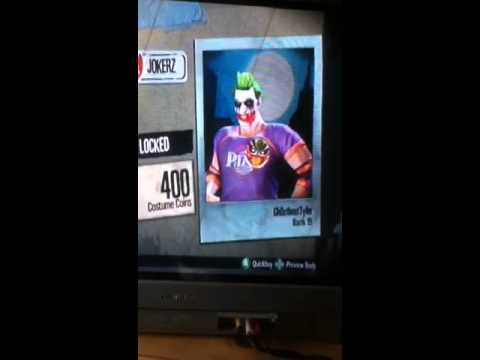 Gotham City Impostors- A peek at Jokerz new costumes from D