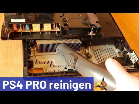 PS4 Pro: Lüfter,