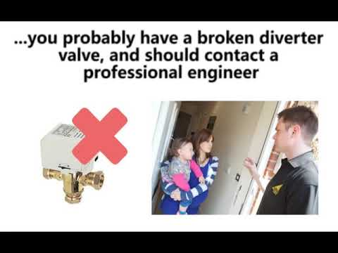 I have hot water but no central heating! Help from 24|7 Home Rescue ...
