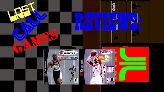 ESPN NBA 2Night and International Track and Field Reviews!- Last Call Games