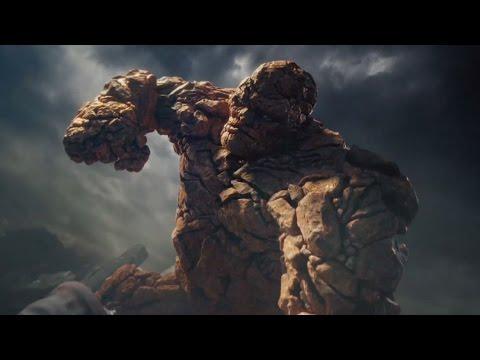 Fantastic Four - Official Trailer