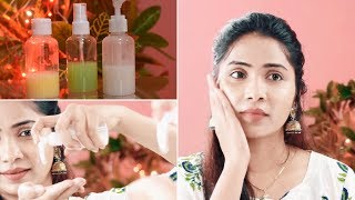 DIY Serum For Glass Skin Routine For Skin Lightening and Brightening and Anti aging