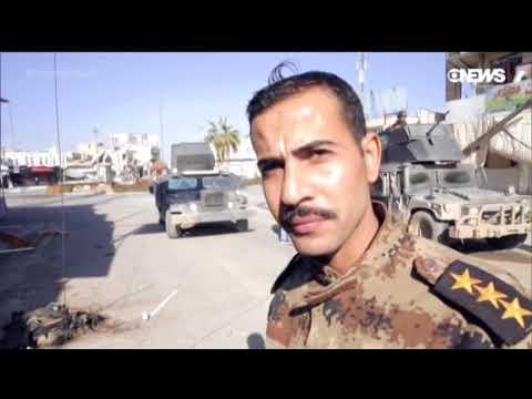 Documentário - Retomada da cidade de Mossul - Iraque (2017)