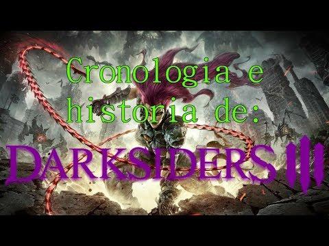 Darksiders III | Historia, Cronología y Conexión con los otros juegos |