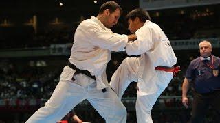 新極真会 The 11th World Karate Championship Men Third place play