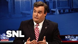 Chris Christie Defends the Quarantine of Kaci Hickox - SNL
