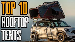 TOP 10 BEST RΟOF TOP TENT 2020