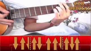 Aula de Violão Te Esperando - Luan Santana - (Video Completo) Ritmos e Solos