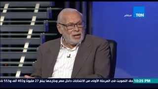 """الإستحقاق الثالث - عمرو عبدالحميد لجورج إسحاق : """" أنت بتلسن علينا وعلي الإعلام ليه يا أ. جورج"""""""