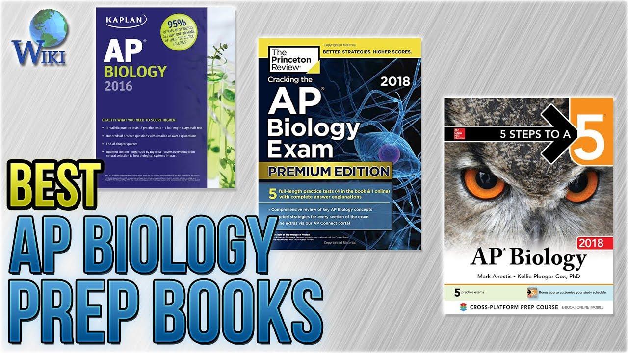 ap biology practice test