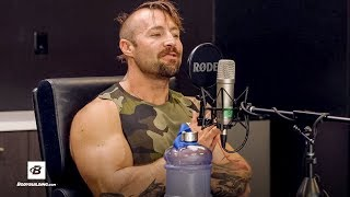 Kris Gethin Crosses The Finish Line | The Bodybuilding.com Podcast | Ep 29