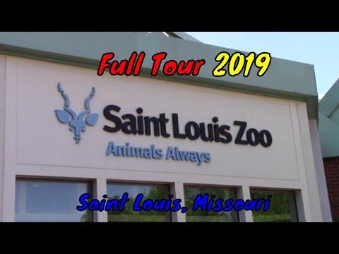 Saint Louis Zoo Full Tour - Saint Louis, Missouri