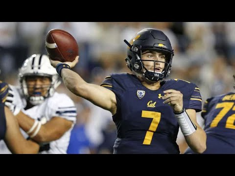 California 21, BYU 18, Golden Bears Two QB Attack Produces Win