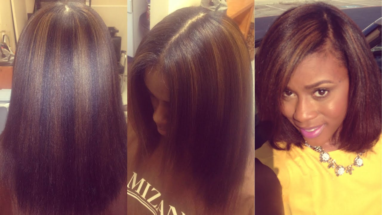 Highlighted Hair Styles: My Highlighted Natural Hair Story