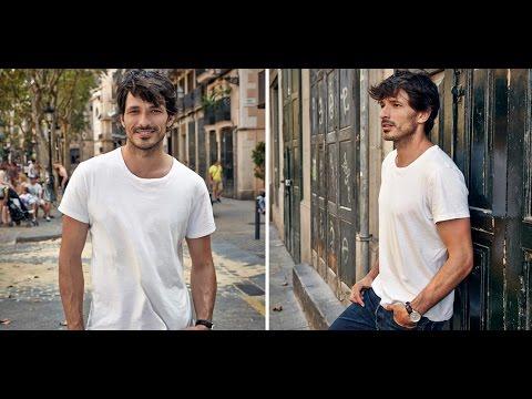 Barcelona-Tipps von Model Andrés Velencoso