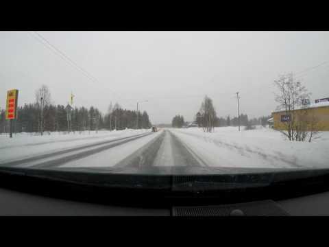 Kolari in Finland- Finnish Lapland- Suomen Lappi