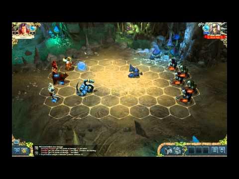 King's Bounty: The Legend - Gameplay #1: Blind Hugh [PC]