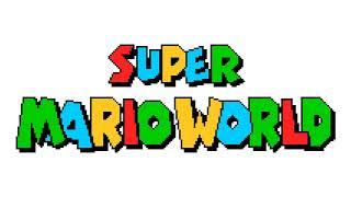 Game Over - Super Mario World
