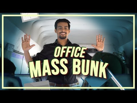 THE OFFICE MASS BUNK   Aashqeen