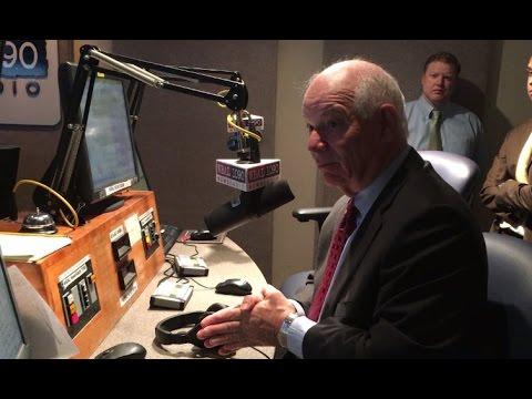 Senator Ben Cardin Discusses MedStar Virus, Terrorism