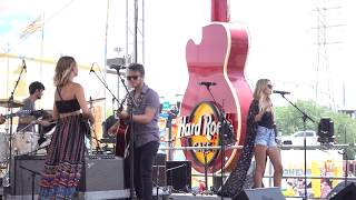 Meant To Be - Temecula Road - CMA Fest 2018