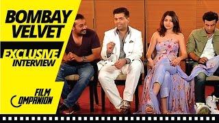 Team Bombay Velvet | FC ADDA | Anupama Chopra | Film Companion