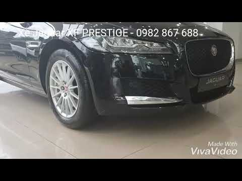 Giá Xe Jaguar XF Prestige Model 2019 2020 Màu Đen   0982867688