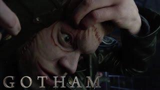 Gotham - Jerome Valeska/Joker Staples His face back on
