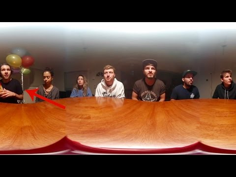 HOT CHEETO CHALLENGE GONE WRONG (360 video)